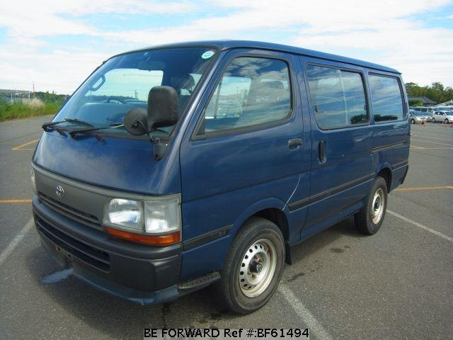Used 1997 TOYOTA HIACE VAN BF61494 for Sale