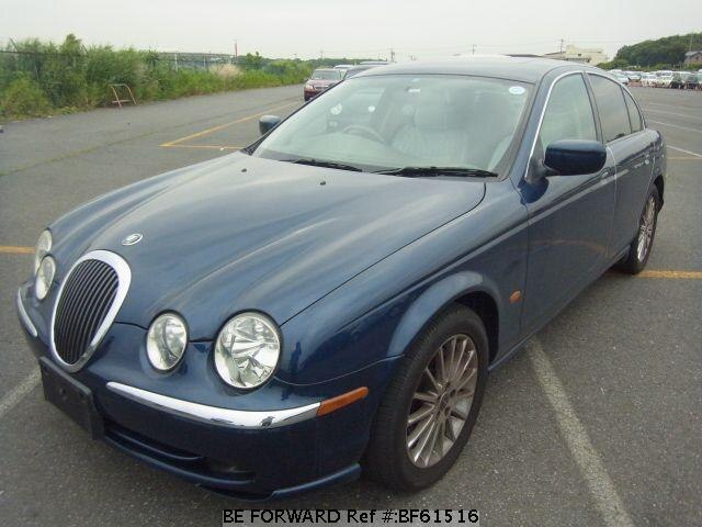 Used 2001 JAGUAR S-TYPE BF61516 for Sale