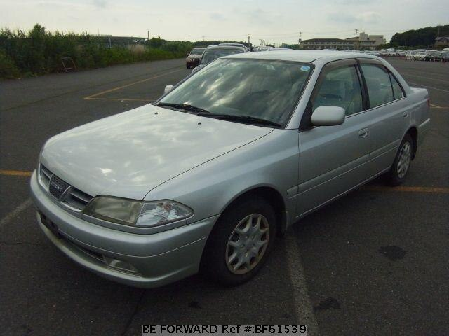 Used 2000 TOYOTA CARINA BF61539 for Sale
