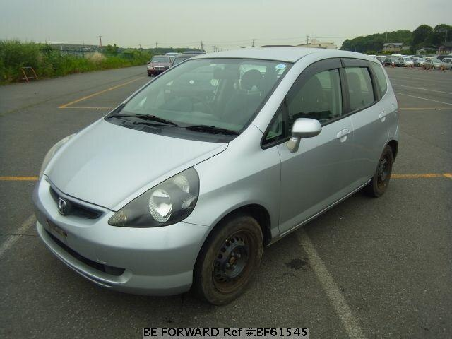 Used 2003 HONDA FIT BF61545 for Sale