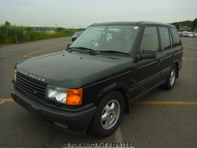 Used 1997 LAND ROVER RANGE ROVER BF61584 for Sale