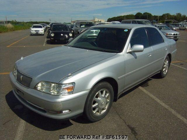 Used 1997 TOYOTA CRESTA BF61597 for Sale