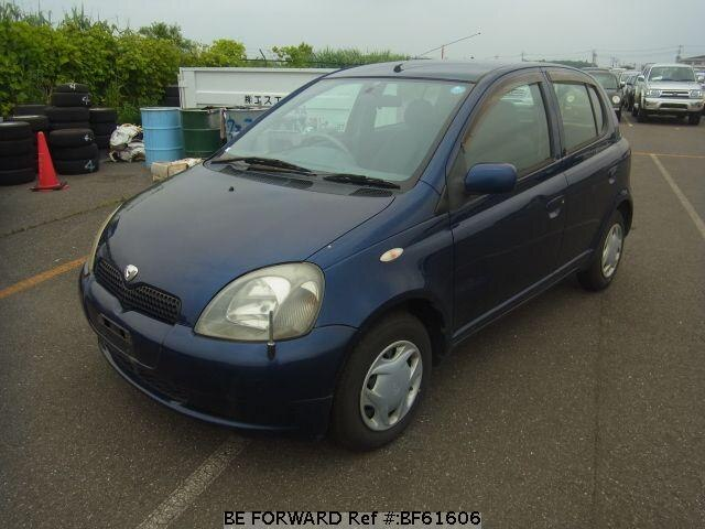 Used 2001 TOYOTA VITZ BF61606 for Sale