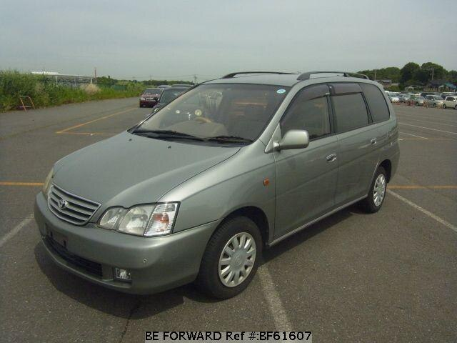 Used 2001 TOYOTA GAIA BF61607 for Sale