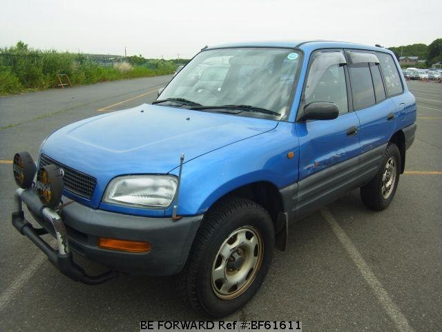 Used 1995 TOYOTA RAV4 BF61611 for Sale