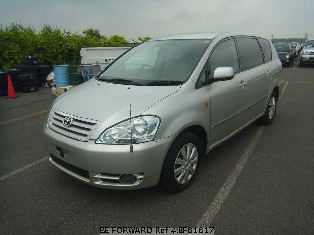 Used 2002 TOYOTA IPSUM BF61617 for Sale