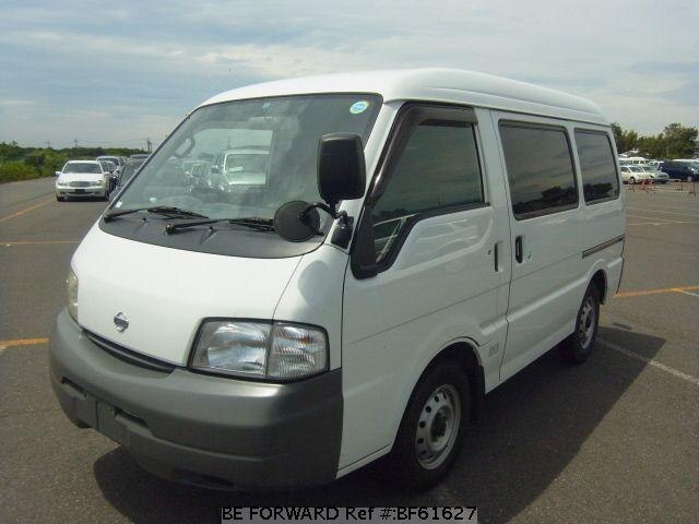 Used 2002 NISSAN VANETTE VAN BF61627 for Sale
