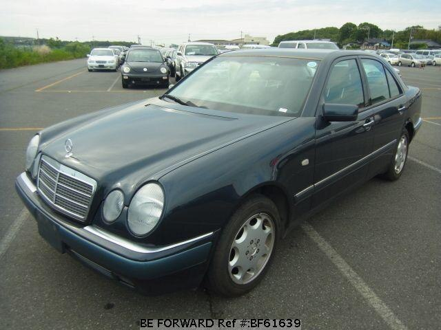 Used 1999 MERCEDES-BENZ E-CLASS BF61639 for Sale
