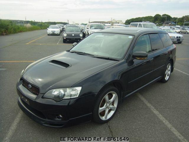 Used 2003 SUBARU LEGACY TOURING WAGON BF61649 for Sale