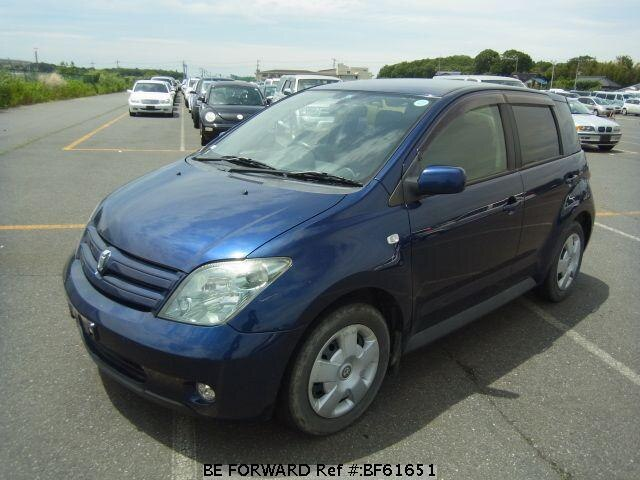 Used 2003 TOYOTA IST BF61651 for Sale