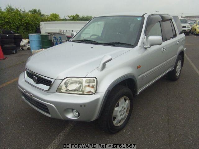 Used 1999 HONDA CR-V BF61667 for Sale
