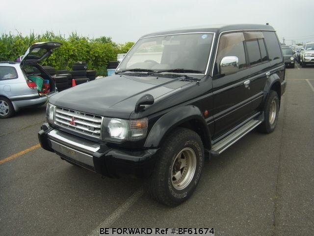 Used 1995 MITSUBISHI PAJERO BF61674 for Sale