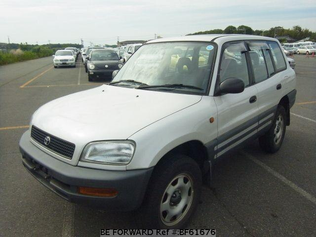 Used 1995 TOYOTA RAV4 BF61676 for Sale