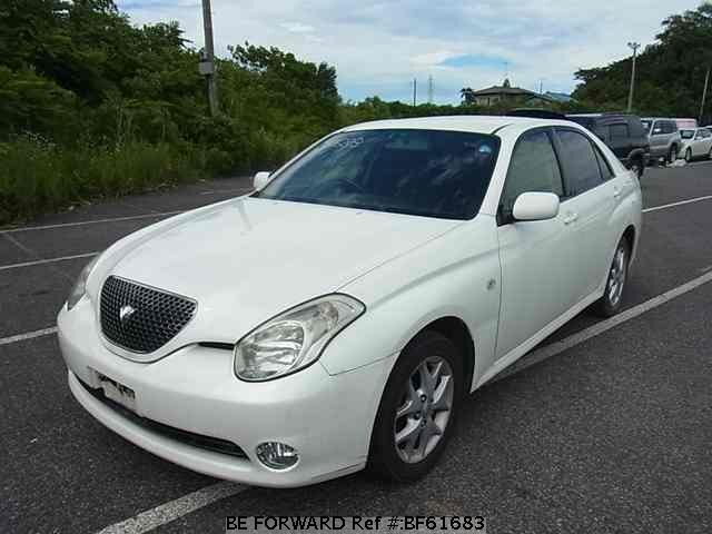 Used 2001 TOYOTA VEROSSA BF61683 for Sale