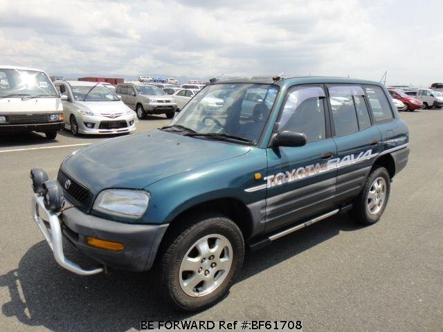 Used 1995 TOYOTA RAV4 BF61708 for Sale