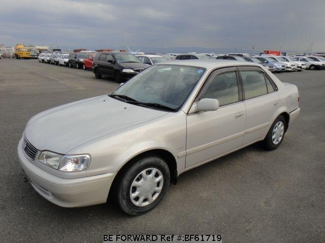 Used 1997 TOYOTA COROLLA SEDAN BF61719 for Sale