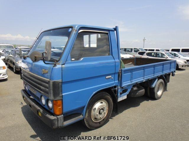 Used 1986 MAZDA TITAN BF61729 for Sale