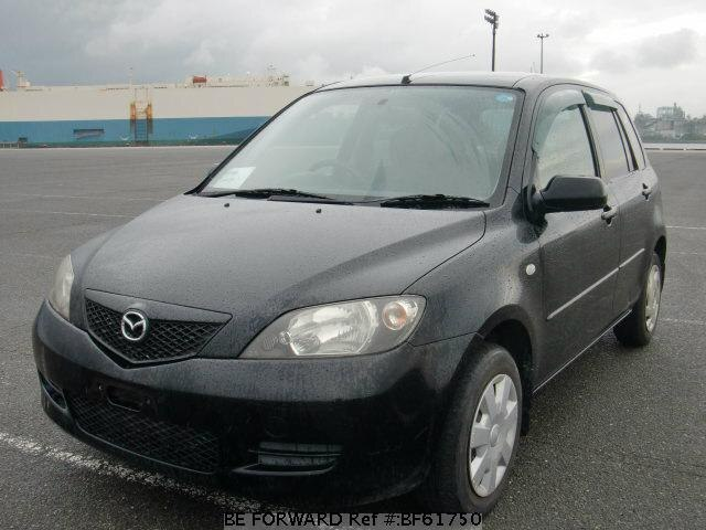Used 2003 MAZDA DEMIO BF61750 for Sale