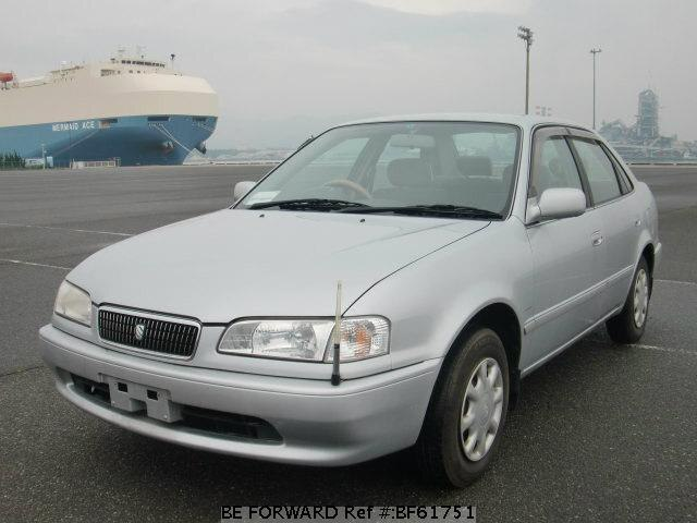 Used 1997 TOYOTA SPRINTER SEDAN BF61751 for Sale