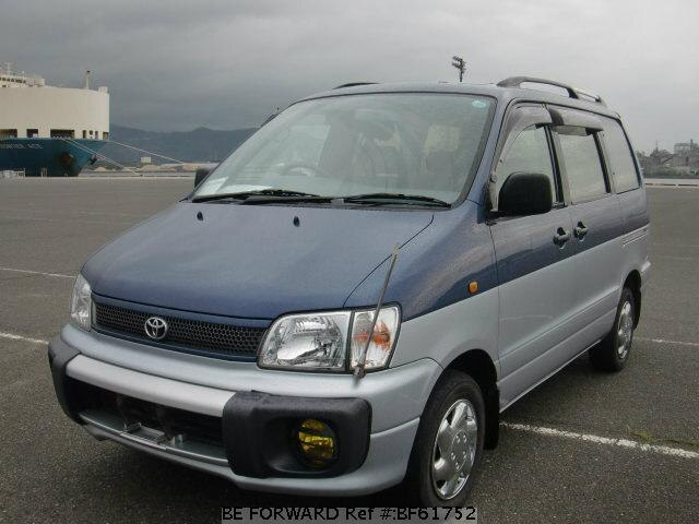 Used 1996 TOYOTA TOWNACE NOAH BF61752 for Sale