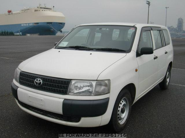 Used 2005 TOYOTA PROBOX VAN BF61756 for Sale