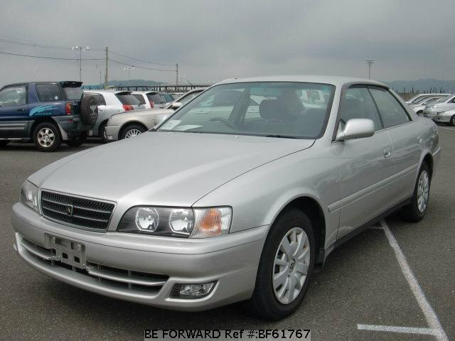 Used 1999 TOYOTA CHASER BF61767 for Sale