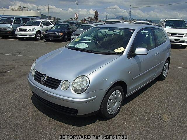 Used 2003 VOLKSWAGEN POLO BF61781 for Sale