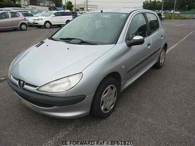 Used 1999 PEUGEOT 206 BF61820 for Sale