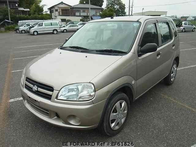 Used 2005 SUZUKI SWIFT BF61826 for Sale