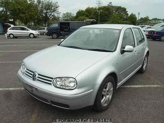 Used 2001 VOLKSWAGEN GOLF BF61828 for Sale