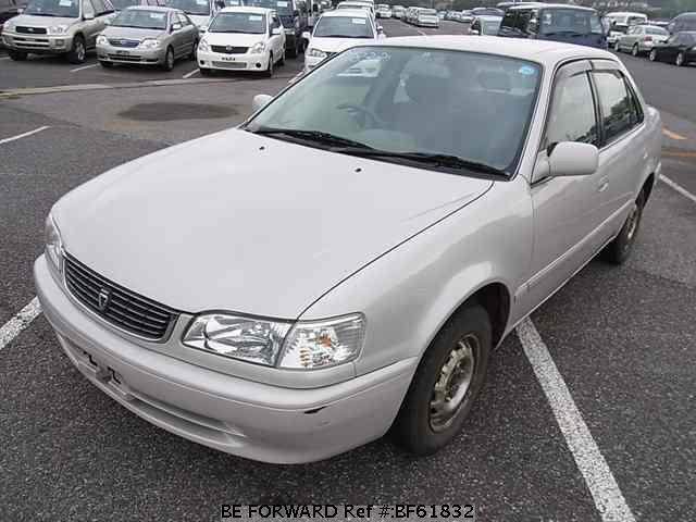 Used 1997 TOYOTA COROLLA SEDAN BF61832 for Sale