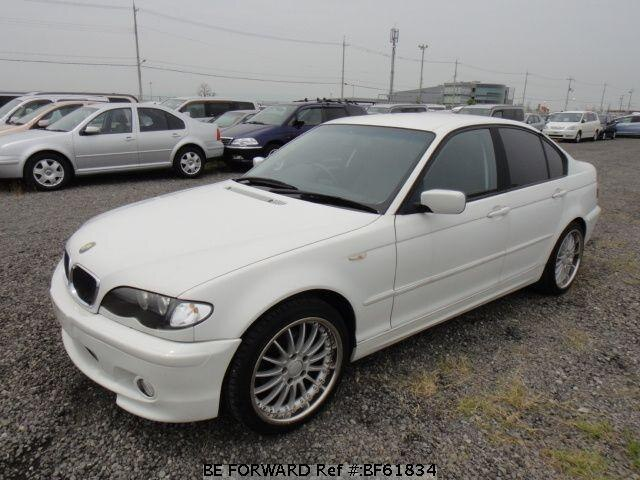 Used 2002 BMW 3 SERIES BF61834 for Sale