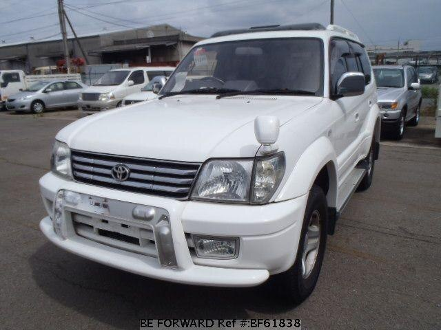 Used 1997 TOYOTA LAND CRUISER PRADO BF61838 for Sale