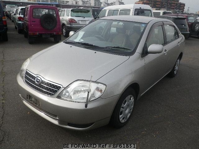Used 2001 TOYOTA COROLLA SEDAN BF61851 for Sale