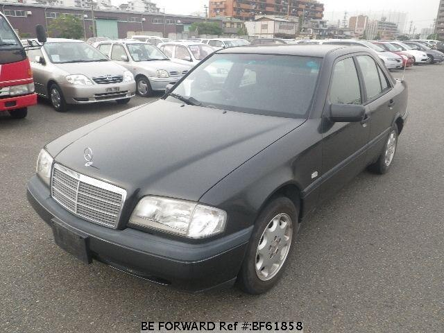 Used 1995 MERCEDES-BENZ C-CLASS BF61858 for Sale