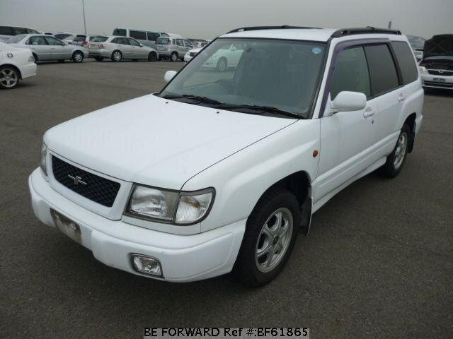 Used 1999 SUBARU FORESTER BF61865 for Sale