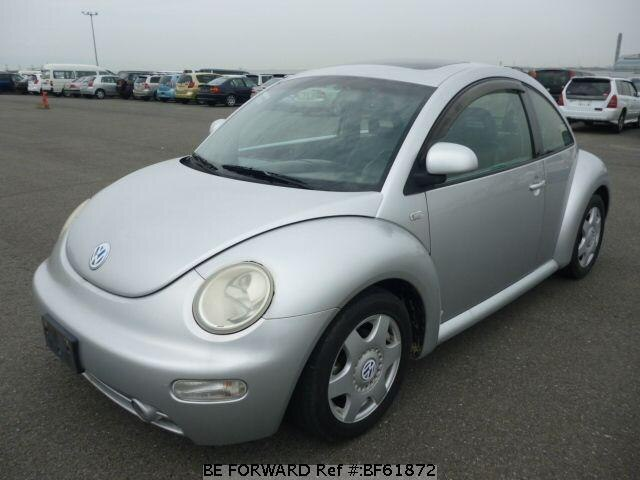 Used 1999 VOLKSWAGEN NEW BEETLE BF61872 for Sale