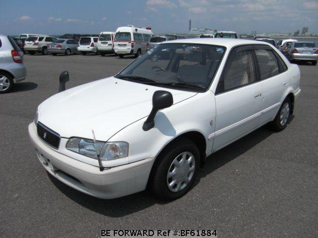 Used 1997 TOYOTA SPRINTER SEDAN BF61884 for Sale