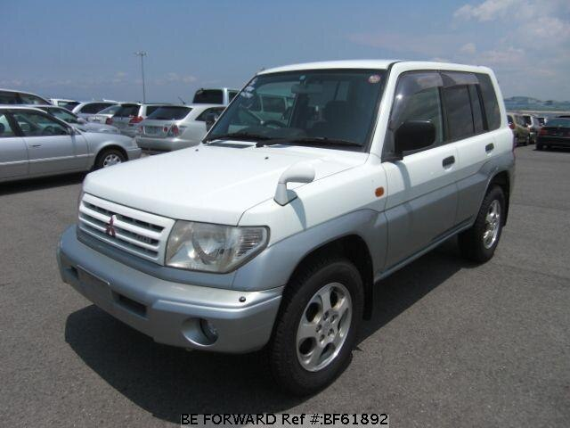 Used 1998 MITSUBISHI PAJERO IO BF61892 for Sale