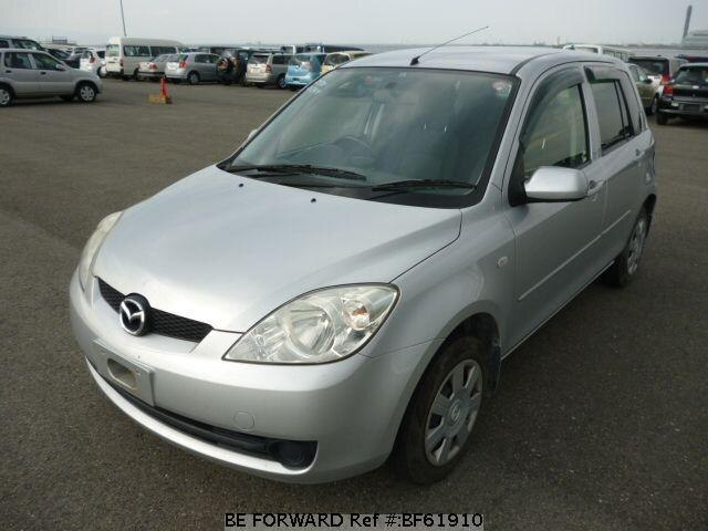 Used 2005 MAZDA DEMIO BF61910 for Sale