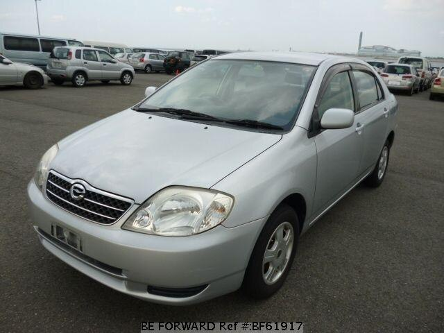 Used 2001 TOYOTA COROLLA SEDAN BF61917 for Sale