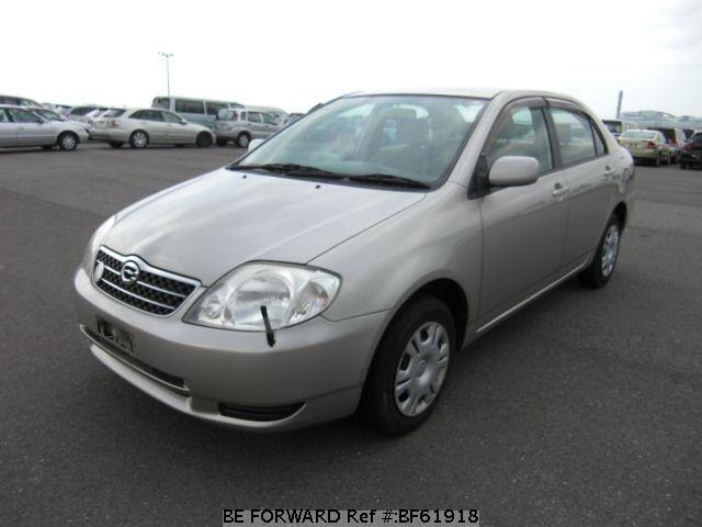 Used 2001 TOYOTA COROLLA SEDAN BF61918 for Sale