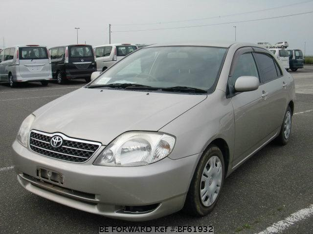Used 2001 TOYOTA COROLLA SEDAN BF61932 for Sale