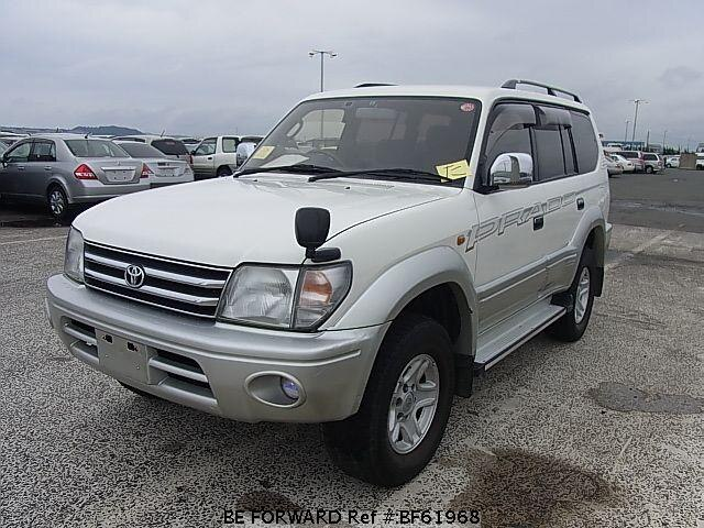 Used 1998 TOYOTA LAND CRUISER PRADO BF61968 for Sale