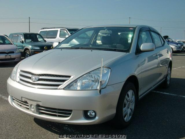 Used 2002 TOYOTA ALLION BF61977 for Sale