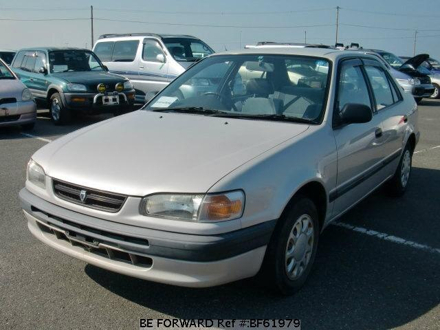 Used 1995 TOYOTA COROLLA SEDAN BF61979 for Sale