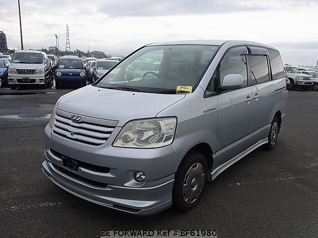 Used 2003 TOYOTA NOAH BF61980 for Sale