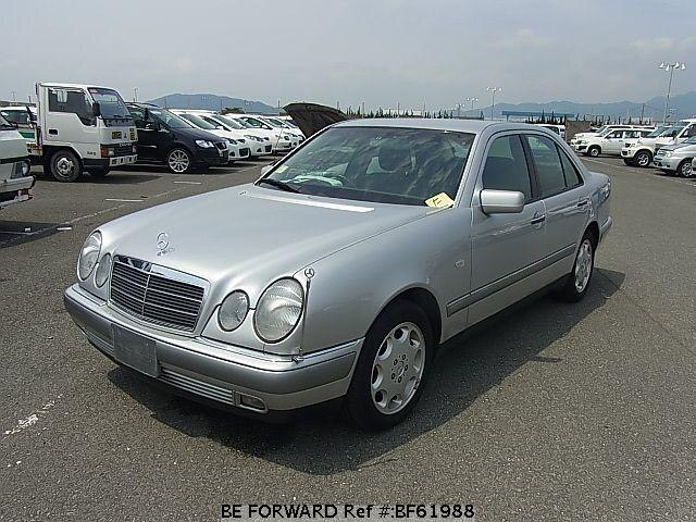 Used 1999 MERCEDES-BENZ E-CLASS BF61988 for Sale