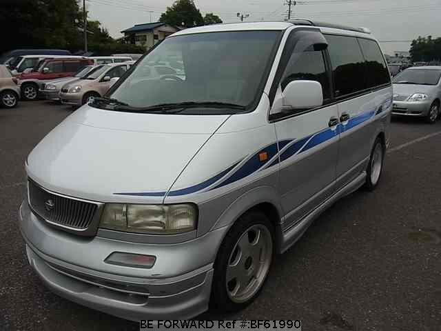 Used 1997 NISSAN LARGO BF61990 for Sale
