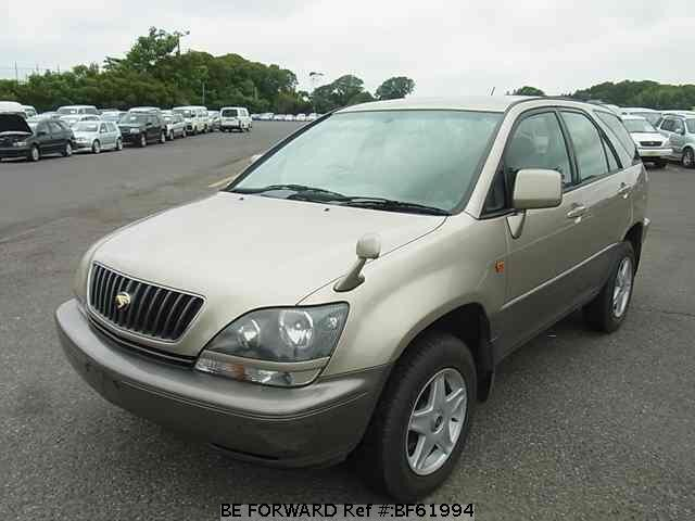 Used 1999 TOYOTA HARRIER BF61994 for Sale
